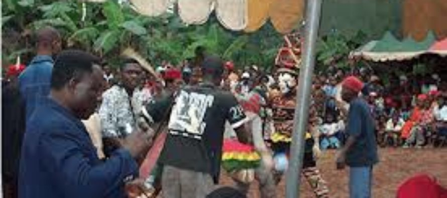 Funeral Rites in Igbo Culture