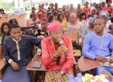 Pictures From Association Of Mass CommunicationStudents (ASOMACS) Cultural Day