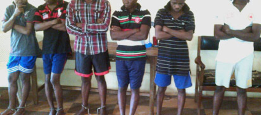 6 Paraded in Ebonyi For Kidnapping