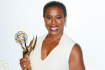 Uzo Aduba Wins EMMY for role in Orange is the new  black