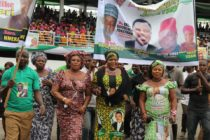 The Quarrel Over President Jonathan's Endorsement in Awka