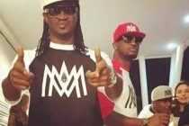 'The Thunder That Will Fire You Is Doing Press Up' – Paul Okoye Fire Bloggers