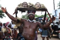 Akwamozu, the traditional funeral rite performed in Igbo land