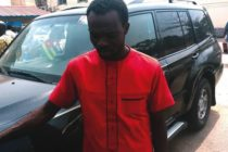 """""""It's God's Blessings"""" – Police Recovers Stolen Car Worth N2M From Pastor"""