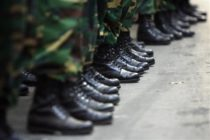 Shoemakers In Aba Market Now Manufacturing Military Boots