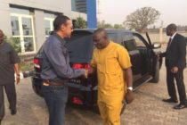 Innoson Motors Delivers Made-In-Nigeria Cars To Ben Murray-Bruce