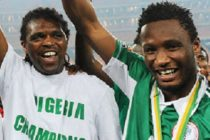 Mikel Set To Break Kanu's Champions League Record